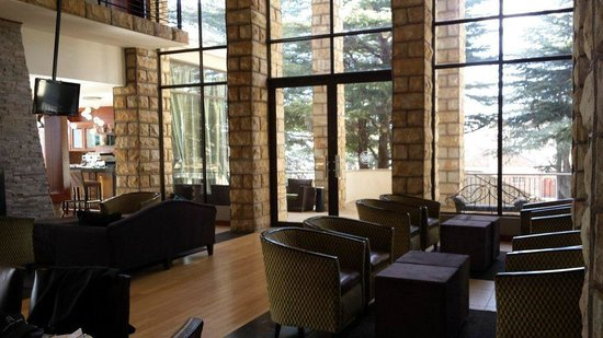 Protea Hotel Clarens: Entrance Hall
