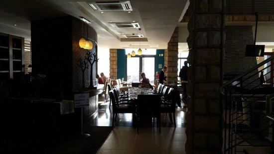 Protea Hotel Clarens: Dining area