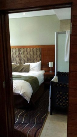 Protea Hotel Clarens: Interleading rooms
