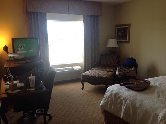 Hampton Inn & Suites Wellington: room 429