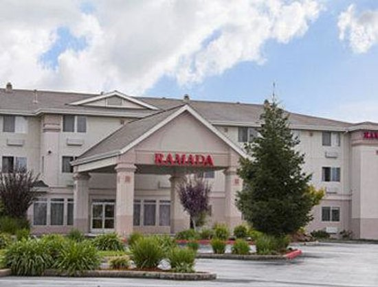 Welcome to the Ramada Limited Redding
