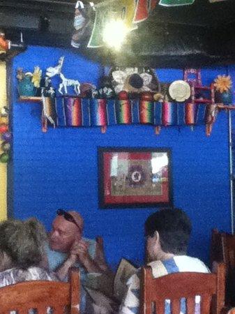Papa Joe's Mexican Restaurant: Dining Room 1
