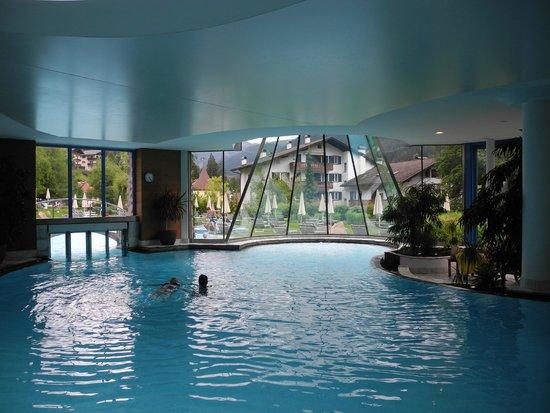 Hotel Adler Dolomiti Spa & Sport Resort: Il Mondo delle acque 2