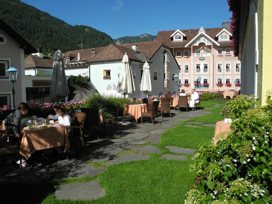 Hotel Adler Dolomiti Spa & Sport Resort: A colazione