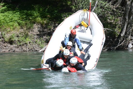 La Rafting Company: aaahhhhhhhh