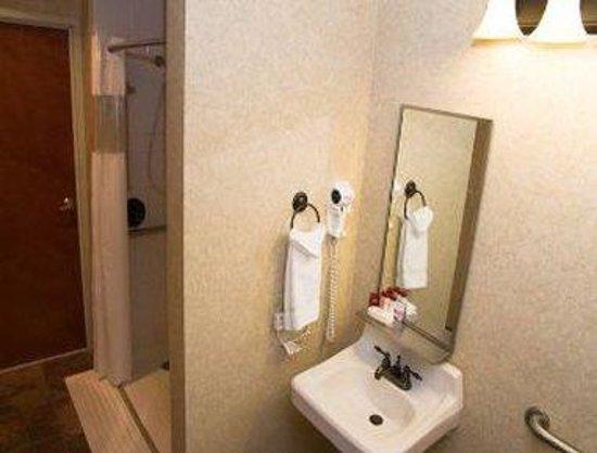 Ramada Frisco: 2 Queen ADA Bathroom
