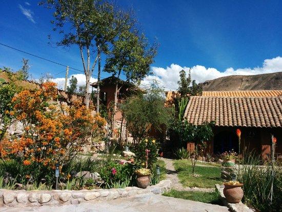 La Capilla Lodge: La Capilla Gardens