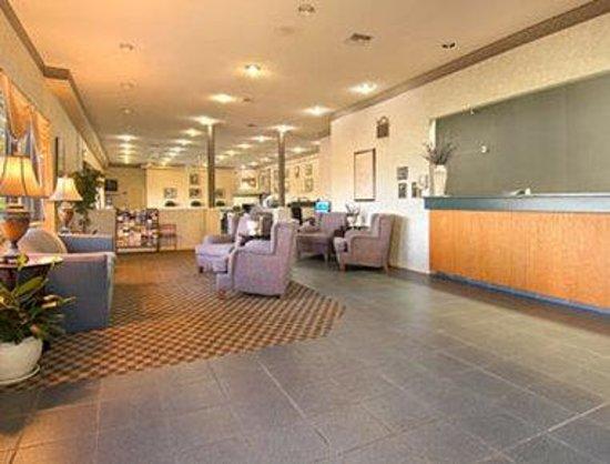 Ramada West Atlantic City: Lobby