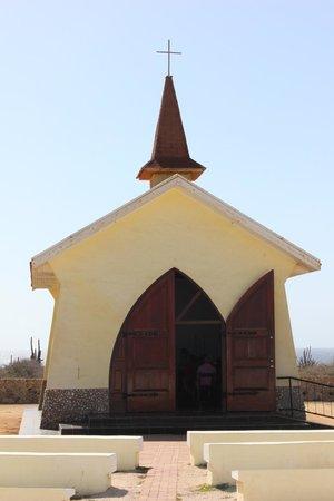 EL Tours: capilla de alta vista