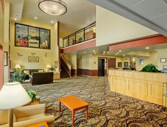 Quinault Sweet Grass Hotel : Lobby