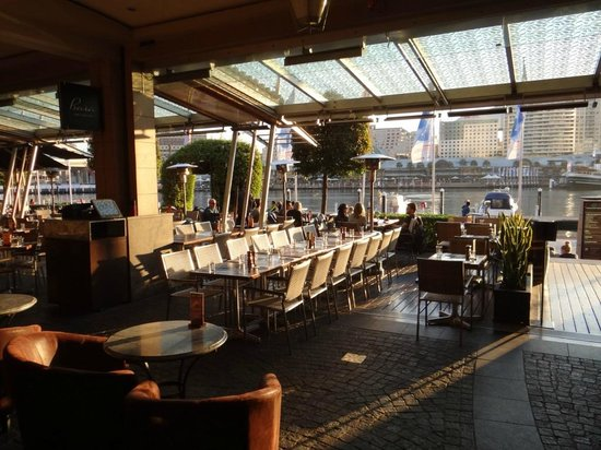 Baia Italian Restaurant Darling Harbour