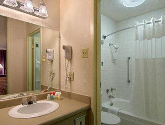 Ramada Sunnyvale/Silicon Valley: Bathroom