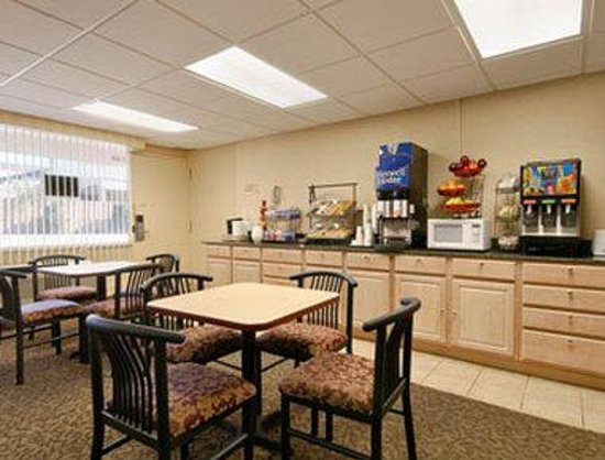 Ramada Baltimore West: Breakfast Area