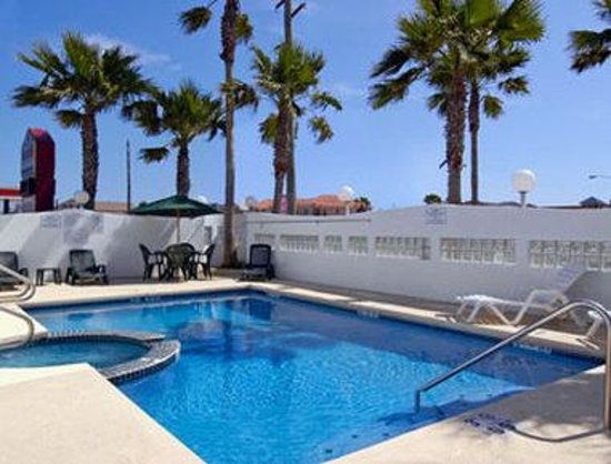 South Padre Island Inn: Pool