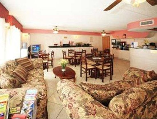 South Padre Island Inn : Breakfast Area