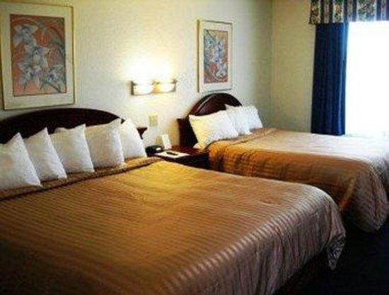 Days Inn & Suites Fountain Valley/Huntington Beach: Standard Double Bed Room