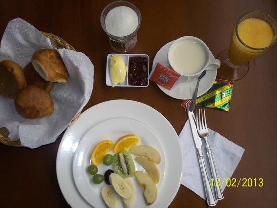 Donde Marcelo Me Too: Desayuno!! (Hotel Donde Marcelo)