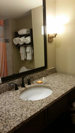 La Quinta Inn & Suites Pigeon Forge: Bathroom