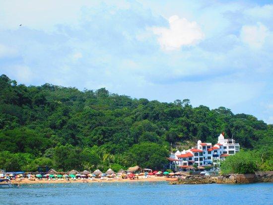 Vereda Tropical Hotel: vista de playa