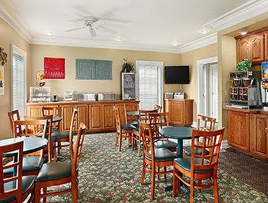 Days Inn Branson/Near the Strip: Breakfast Area