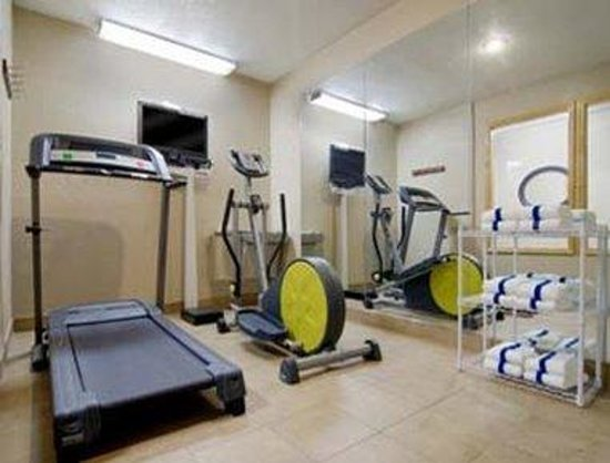 Ramada Limited Maggie Valley: Fitness Room