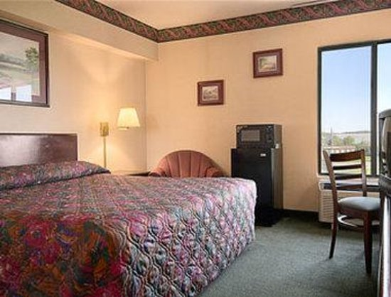 Red Carpet Inn & Suites South Plainfield/Piscataway : Standard King Bed Room