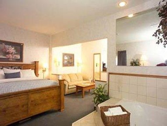 Ramada Limited Bismarck Northeast: Jacuzzi Suite