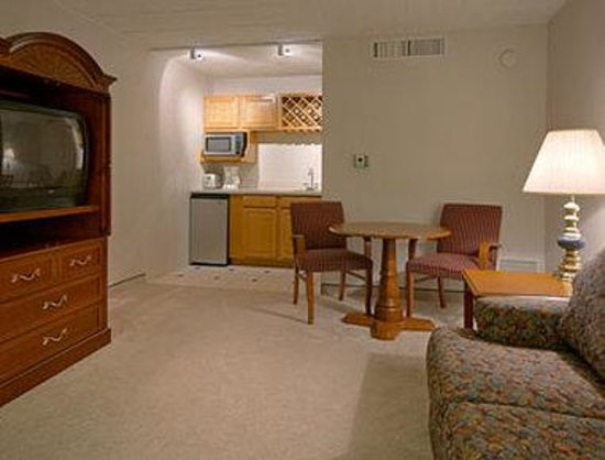 Ramada State College Hotel & Conference Center: Suite