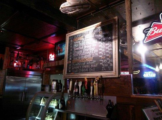 Big Texan Steak Ranch : Craft brew