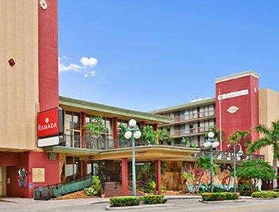 Welcome to the Ramada Hollywood Downtown