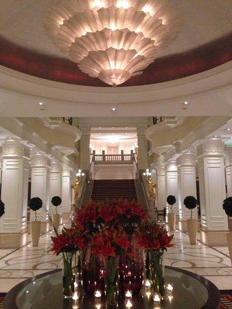 Corinthia Hotel Budapest : Zona reception