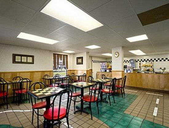Ramada Pigeon Forge South: Breakfast Area