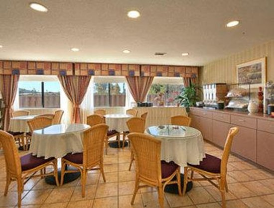 Days Inn San Marcos: Breakfast Area