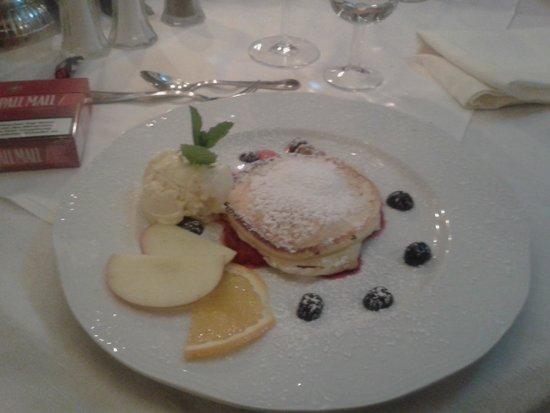 Madame Pluesch: Nachtisch