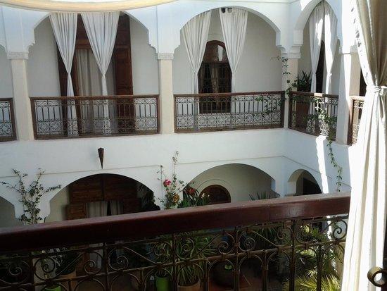 Riad Mandalay : chambre