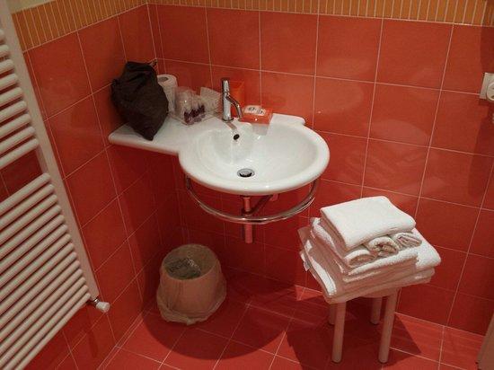 Oro Rosso Hotel: Bagno