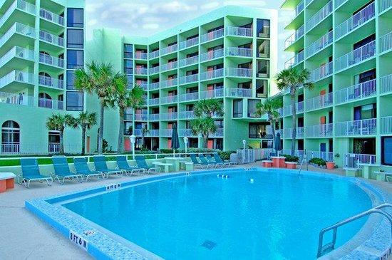 El Caribe Resort Daytona Beach Florida