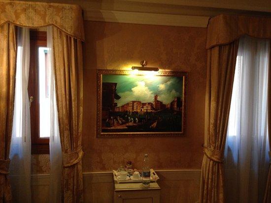 Hotel Canal Grande: interior