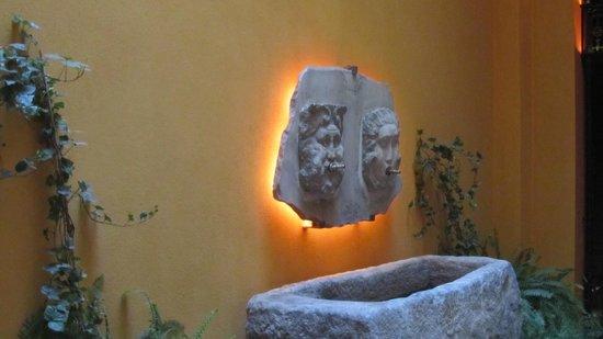 Boutique Hotel Casa del Poeta : Элементы декора