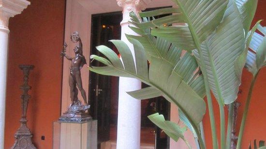 Boutique Hotel Casa del Poeta: Элементы декора