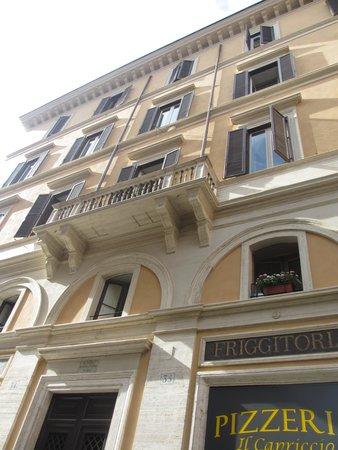 Rooms in Navona : Hotel exterior