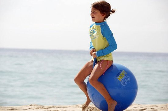 Acqualina Resort & Spa on the Beach: Seahorse Relay Race