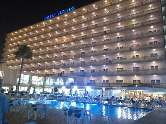 Hotel Helios Benidorm: Gran hotel