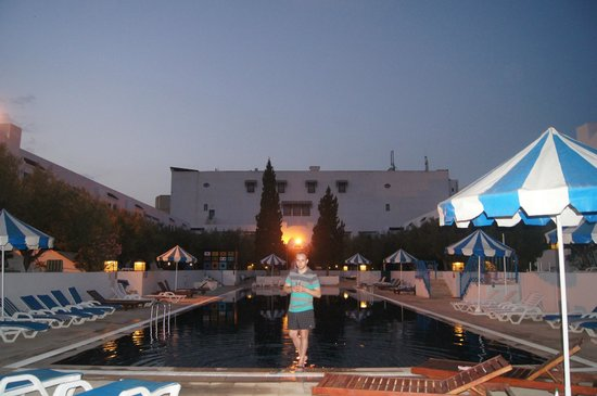 Hotel Diar Lemdina : The big pool