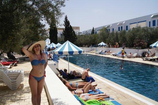 Hotel Diar Lemdina : The big pool