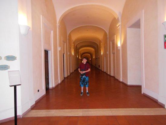 Domus Sessoriana Hotel : Unique hotel