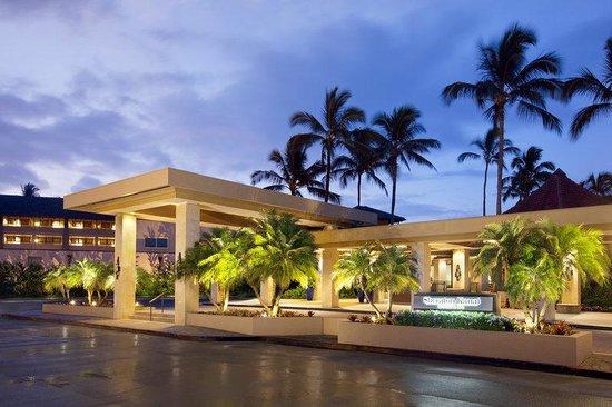Sheraton Kauai Resort: Exterior