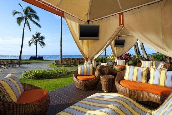 Sheraton Kauai Resort: Poolside