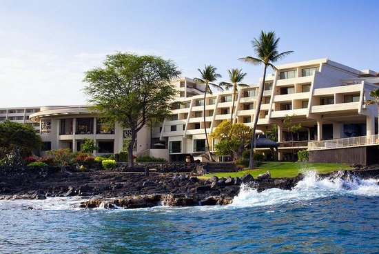 Sheraton Kona Resort & Spa at Keauhou Bay