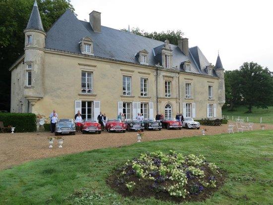 Chateau de Monhoudou